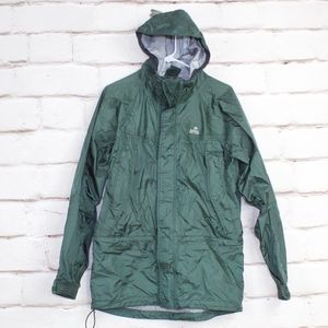 Eastern Mountain Sports EMS Rain Jacket Hooded S